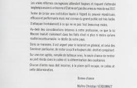 chambre des notaires savoie le message corrosif d un président de chambre les notaires macron