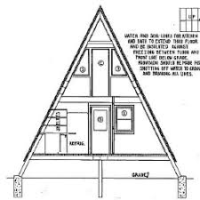 a frame house plans a frame house plans a frame floor plans