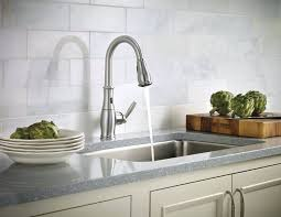 moen 7294srs arbor spot resist stainless pullout spray kitchen moen high arc kitchen faucet snaphaven