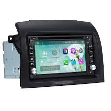 android 7 1 2004 2010 toyota sienna radio dvd gps navigation