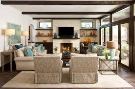 kitchen television ideas 49 exuberant pictures of tv s mounted above gorgeous fireplaces