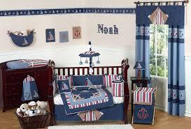 perfect nautical navy blue crib bedding pink and navy blue crib