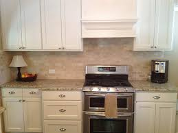 Kitchen Countertops And Backsplash by Giallo Fiorito Dark With Tile Backsplash Giallo Ornamental