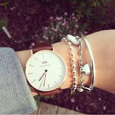 silver bracelet watches images Jewels watch women watches vintage vintage watch leather jpg