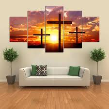 Canvas Painting For Home Decoration by Online Get Cheap Jesus Canvas Painting Aliexpress Com Alibaba Group