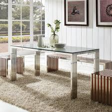 sensational stainless steel kitchen tables kitchen bhag us