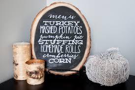 to a t thanksgiving chalkboard menu