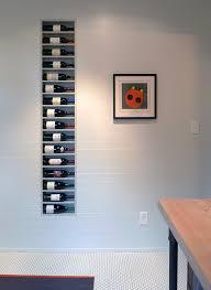 Shelves Between Studs by Janet And John U0027s Kitchen Remodel Wine Rack Wine And Rack Shelf