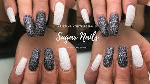 sugar nails kristina kouture nail studio youtube