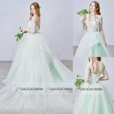 light green wedding dress arrival light green mint lace tulle country bohemain