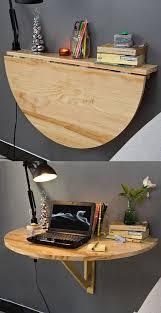 Smallest Computer Desk Best 25 Wall Tables Ideas On Pinterest Rustic Farmhouse
