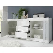 gloss sideboard gloss white u0026 black sideboard furniture in fashion