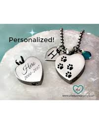 pet ashes jewelry sale pet cremation jewelry pet cremation necklace dog