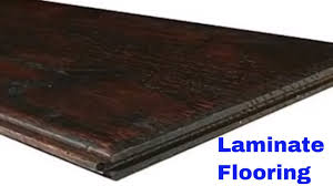Best Underlayment For Laminate Flooring by Laminate Flooring With Attached Underlayment Youtube