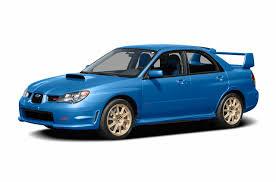 2007 subaru wrx 2006 subaru impreza wrx sti new car test drive
