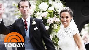 pippa middleton u0027s countryside wedding video news ebl news