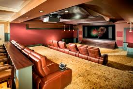 decorations amazing living room basement designs for small space