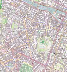 Map Of Paris France File 6e Arrondissement Paris France Open Street Map Png