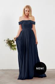 bridesmaid gowns navy bridesmaid dress 2017 wedding ideas magazine weddings
