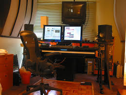 thomann studio desk computer studio desk scs elevation workstation 4x2 studio desks