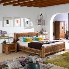 chambre exotique lit exotique