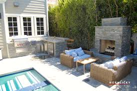 Backyard And Grill by Outdoor Kitchens And Bbq Grills Horusicky Construction