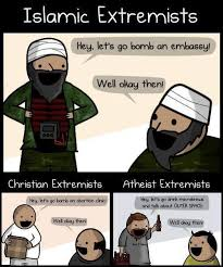 Funny Atheist Memes - extremists funny meme funny memes