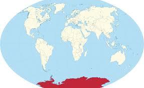 Map Of Antarctica Antarctica Map Map Of Inside World Antarctica World Map