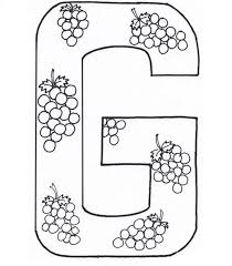 coloring pages alphabet fruits alphabet coloring pages of