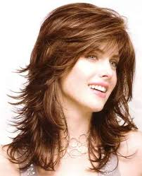 med layer hair cuts collection of feather cut hair styles for short medium and long