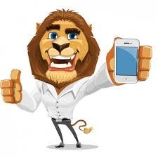 cartoon lion vectors photos psd files free download