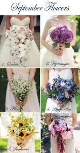 wedding flowers for september september flowers lucky in wedding weddingflowers