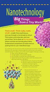 nanotechnology bigthingsfromatinyworld print