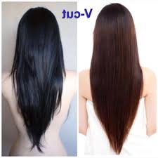 haircut for long straight hair back view how to cut layers on long
