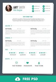 attractive resume templates resume template for free best template gratis images on plants