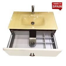 Kitchen Sink Spanish - 32 inch cosmos modern spanish bathroom vanity socimobel