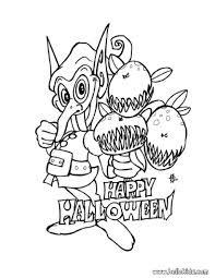 Halloween Coloring Pages Online by Carnivorous Plants U0026 Sprite Coloring Pages Hellokids Com