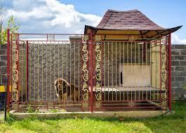 chambre pour chien chambre pour le chien image stock image du chenil noir 61293015