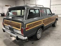 1989 jeep wagoneer 1989 jeep grand wagoneer my classic garage