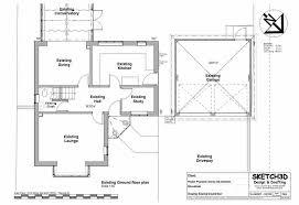 second floor extension plans exle house extension plans design 2