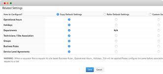 It Help Desk Software Comparison Multi Site Support Help Desk Software Manageengine Servicedesk Plus
