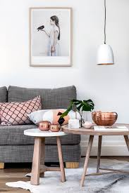 copper room decor how to decorate with blush pink decoholic