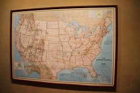 Chillicothe Ohio Map by How To Make A Homemade Pinboard Map The Path Less Taken