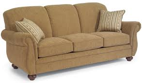 Flexsteel Loveseats Winston Stationary Sofa By Flexsteel Pretty Much Our Couch But In