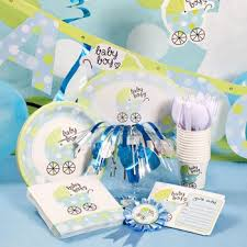 Blue Baby Shower Decorations Amazon Com Blue