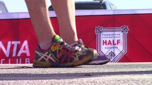 thanksgiving day half marathon atlanta november 26th 2015