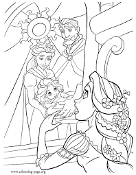 free tangled coloring pages baby rapunzel coloring pagefree coloring pages for kids free