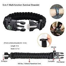 bracelet survival kit images Emergency survival kit 13 in 1 xuanlan outdoor survival gear tool jpg