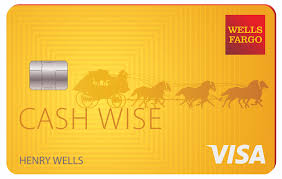 wells fargo cash wise visa card reviews credit karma