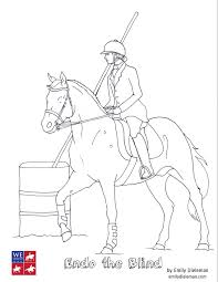 pippin and endo the blind coloring pages chesna klimek